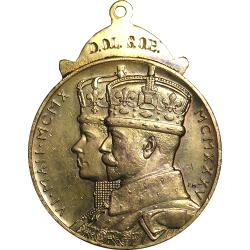 SA Union: Silver Jubilee of King George V and Queen Mary