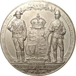 Canada: Boer War: Royal Visit of Duke & Duchess of Cornwall & York