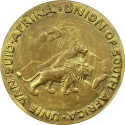 SA Union: Coronation of King George VI and Queen Elizabeth