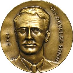 Rhodesia: History of Rhodesia: Famous People & Historical Events to 1965 – Ten Bronze Medal Set