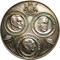 RSA (Pre-1994): Six South African Prime Ministers (1966)