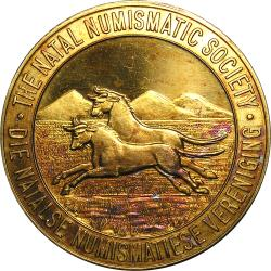 RSA (Pre-1994): Sixth South African Numismatic Convention, Durban