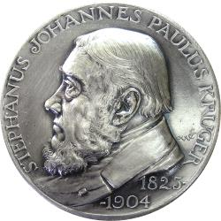 Netherlands: Birth Centenary of Paul Kruger (60mm)