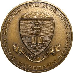 SA Union: South African College High School Award