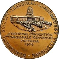 RSA (Pre-1994): Transvaal Numismatic Society 4th National Convention