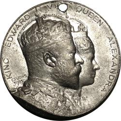 Cape Colony: Coronation of King Edward VII and Queen Alexandra: Cape Town