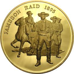 RSA (Pre-1994): Medallic History of South Africa: 60 Medal Set: Numbers 41-50