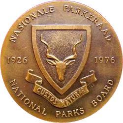 RSA (Pre-1994): South African National Parks Board 50th Anniversary