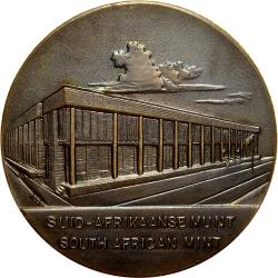 RSA (Pre-1994): Opening of the South African Mint