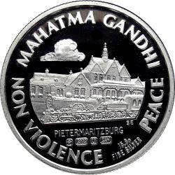 RSA (Pre-1994): Centenary of the Arrival of Mahatma Gandhi in South Africa