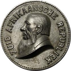 SA Union: Paul Kruger Uniface Plaque