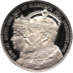Germany: Boer War: Coronation of King Edward VII and Queen Alexandra / United South Africa, Peace with Honour