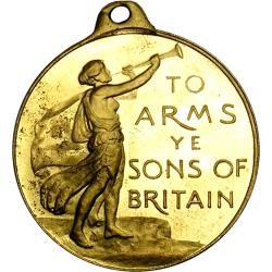 Great Britain: First World War: Earl Kitchener / To Arms Ye Sons of Britain