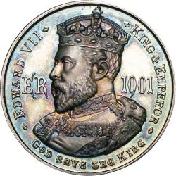 Great Britain: Coronation of King Edward VII / British and Empire Coat of Arms