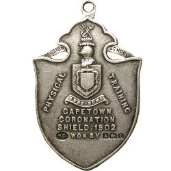 Cape Colony: Coronation of King Edward VII and Queen Alexandra: Cape Town Corporation Mission School
