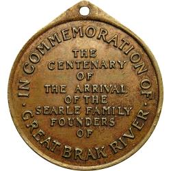 SA Union: Centenary of the Founding of Great Brak River Village by the Searle Family