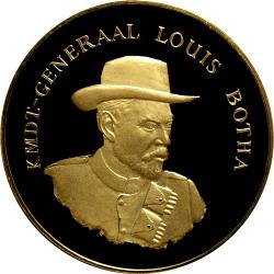 RSA (Pre-1994): Generals of the Anglo-Boer War Medal Group: Boer Side (10 Medals)