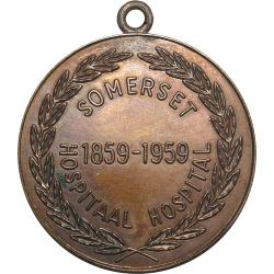 RSA (Pre-1994): Somerset Hospital Centenary