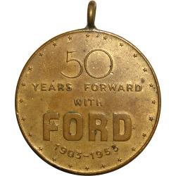 SA Union: Ford Motor Company Golden Jubilee