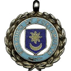 England: Boer War: Portsmouth Tribute Medal to Naval Brigade