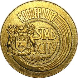 RSA (Pre-1994): Roodepoort Granted City Status