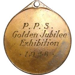 SA Union: Jacaranda Festival: Pretoria Philatelic Society Golden Jubilee Exhibition