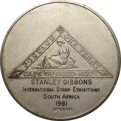 RSA (Pre-1994): Stanley Gibbons International Stamp Exhibition