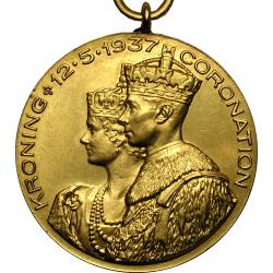 SA Union: Coronation of King George VI and Queen Elizabeth: Johannesburg