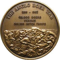 "RSA (Post-1994): Boer War Commemorative, ""The Glorious Trio"""