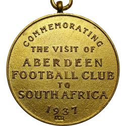 SA Union: Southern Transvaal Football Association / Visit by the Aberdeen Football Club