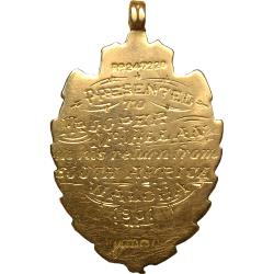 Australia: Boer War: Tribute Medal from Walcha, New South Wales