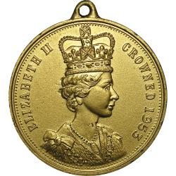 Great Britain: Queen Elizabeth II Coronation / British Overseas Territories
