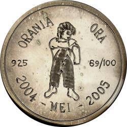 RSA (Post-1994): First Anniversary of the Orania Ora
